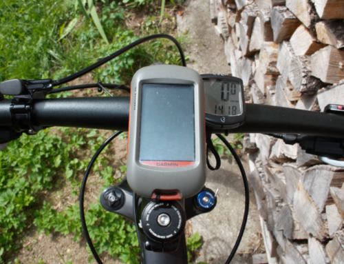 Garmin Dakota 20 cyklo-set